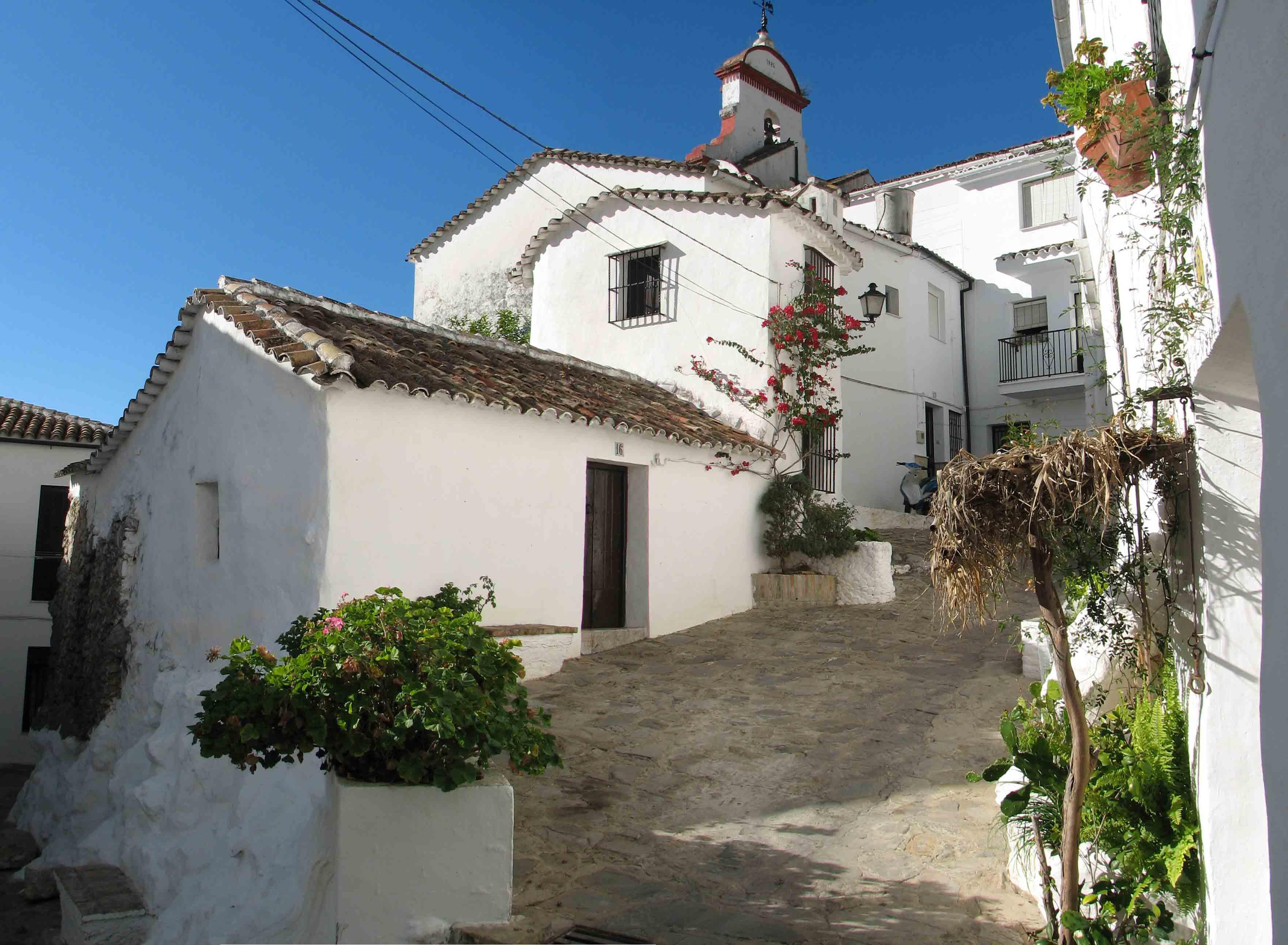 Casas rurales en ubrique cadiz alquiler for Alquiler casa en umbrete sevilla